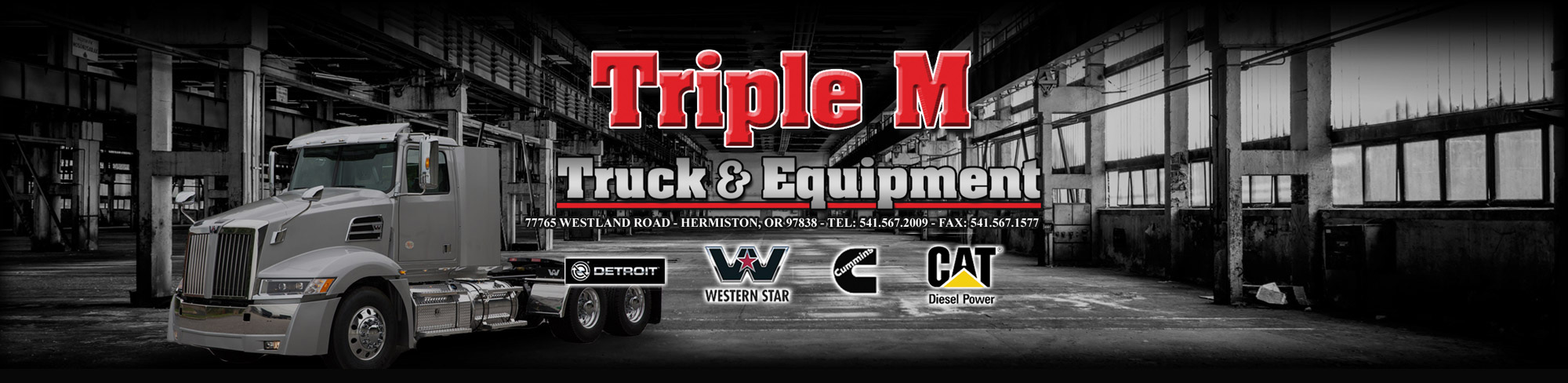 Triple M Truck & Equipment LLC